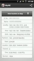 Screenshot of Malaysia General Election SPR