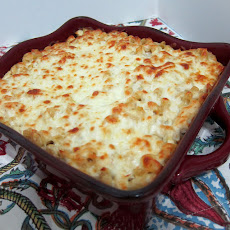 Alfredo Chicken Bake