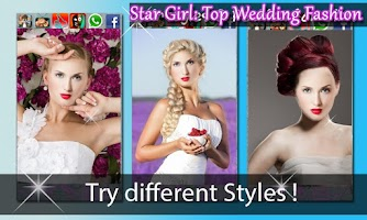 Screenshot of Star Girl: Top Wedding Fashion