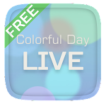 Colorful Day GO Dynamic Theme 1.0 Apk