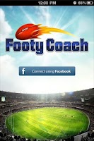 Screenshot of Footy Coach
