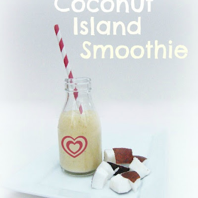 Coconut Island Smoothie