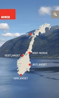 Screenshot of visitnorway.com