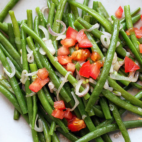 Haricot Vert with Shallots