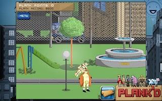 Screenshot of PLANK'D