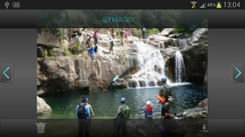 Screenshot of SYMAGIX