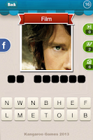 Screenshot of Film Quiz!Guess the Movie 2