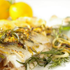 Herbed Trout With Lemon Butter