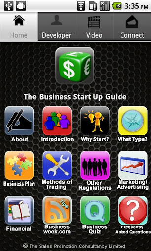 The Business Start Up Guide