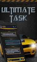 Screenshot of GO SMS PRO ULTIMATE TASK THEME