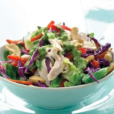 Asian Rotisserie Chicken Salad