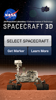 Screenshot of Spacecraft 3D
