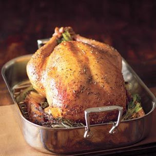 Herbes de Provence Roast Turkey