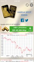 Screenshot of Harga EMAS