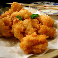 Chilli, Salt and Pepper Squid