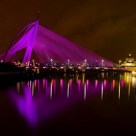 by Ken Kent - Buildings & Architecture Bridges & Suspended Structures