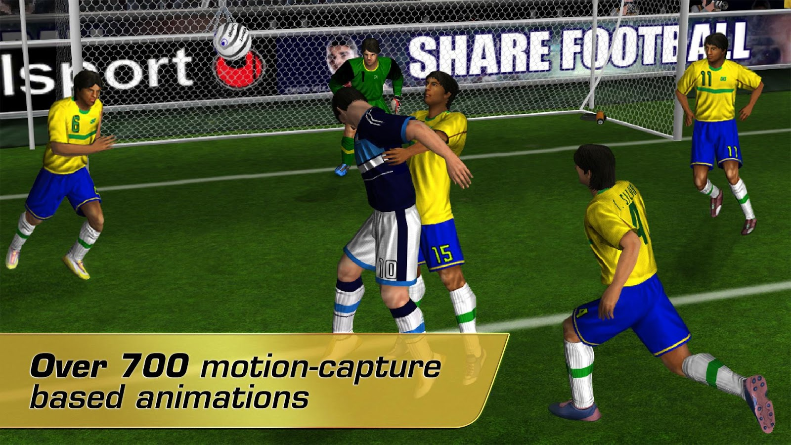 Real Football 2012 Screenshot 15