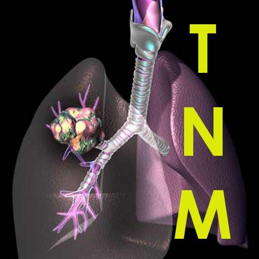 Lung TNM Calc LOGO-APP點子