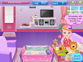 Screenshot of Baby Sofia Newborn Sister