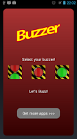 Screenshot of Buzzer