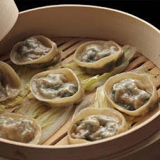 Steamed Vegetable Dumplings (Zhēngjiǎo) Recipe
