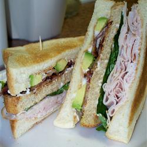 Awesome Turkey Sandwich