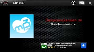 Screenshot of Norsk Radio +