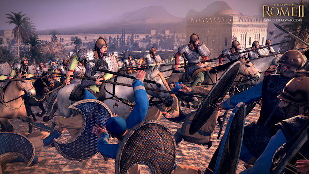 Nomadic Tribes and Culture Pack arrives for Total War: Rome II, is free this week