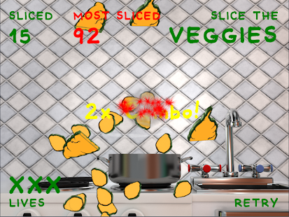 Veggie Soup: Silly Meatballs - screenshot