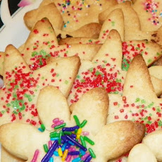 The Best Christmas Sugar Cutout Cookies