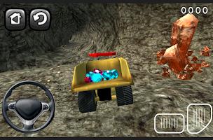 Screenshot of construction truck parking HD
