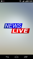 Screenshot of Newslive