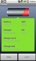 Screenshot of gxCharger FREE