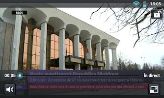 Screenshot of Tv Mobile Ro
