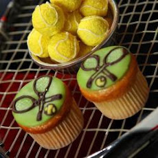 Wimbledon Tribute Tennis Ball Truffles