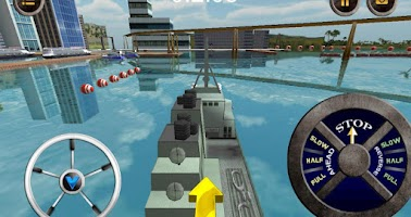 Screenshot of Epic Destroyer Navy Simulator