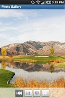 Screenshot of Wolf Creek Utah Golf Course