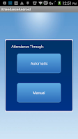 Screenshot of Christ Attendance