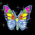 3D Butterfly 022 icon