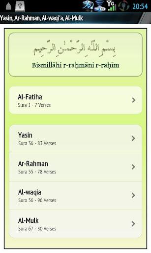 玩程式庫與試用程式App|Yasin Audio (Ali Al-Hudhaify)免費|APP試玩