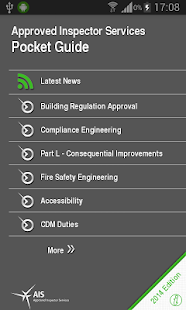 Approved Inspector Services - screenshot