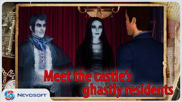 Screenshot of Vampireville:castle adventures