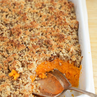 Sweet Potato Casserole (Grain-Free, Paleo)
