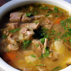Easy Diet Turkey Soup