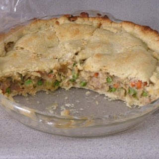 Culinary Institute of America Turkey Pot Pie