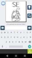 Screenshot of Quiz!! Jeroglificos
