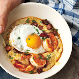 Shrimp And Grits With Ham Recipes