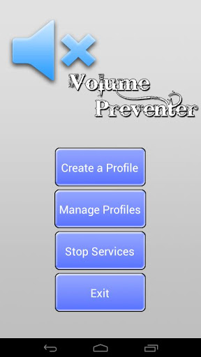 Volume Preventer or Locker