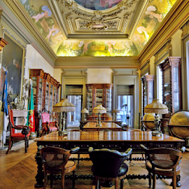 Reading room by Antonio Amen - Buildings & Architecture Public & Historical