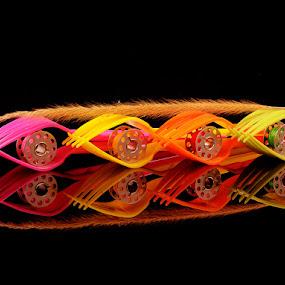 Race by Viryawan Vajra - Artistic Objects Other Objects